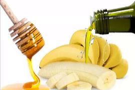 масло мёд банан маска для волос