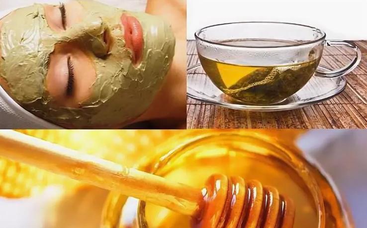 Маски для очищения лица с мёдом