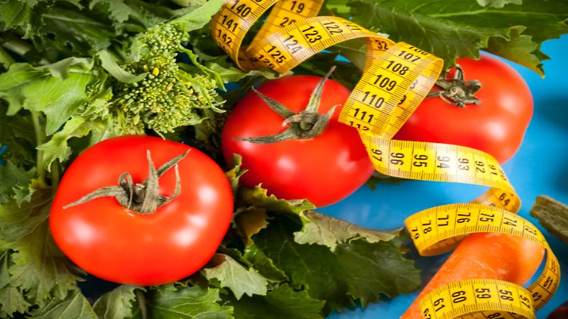 Помидорная, томатная диета