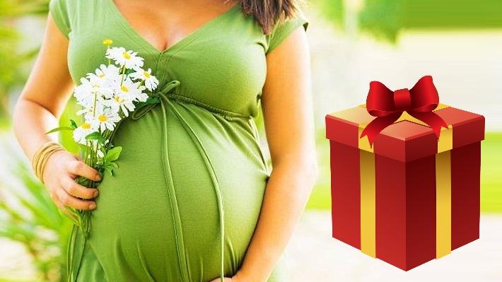 Что подарить беременной жене, женщине или подруге идеи подарков
