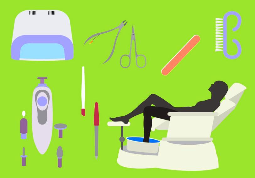 Как сделать ровный маникюр в домашних условиях