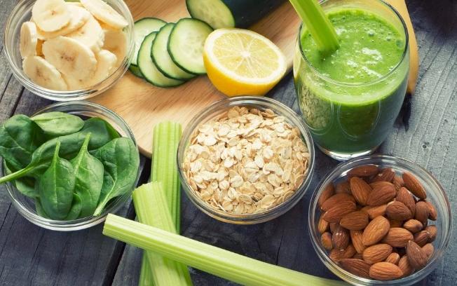 Правильное питание для похудения живота