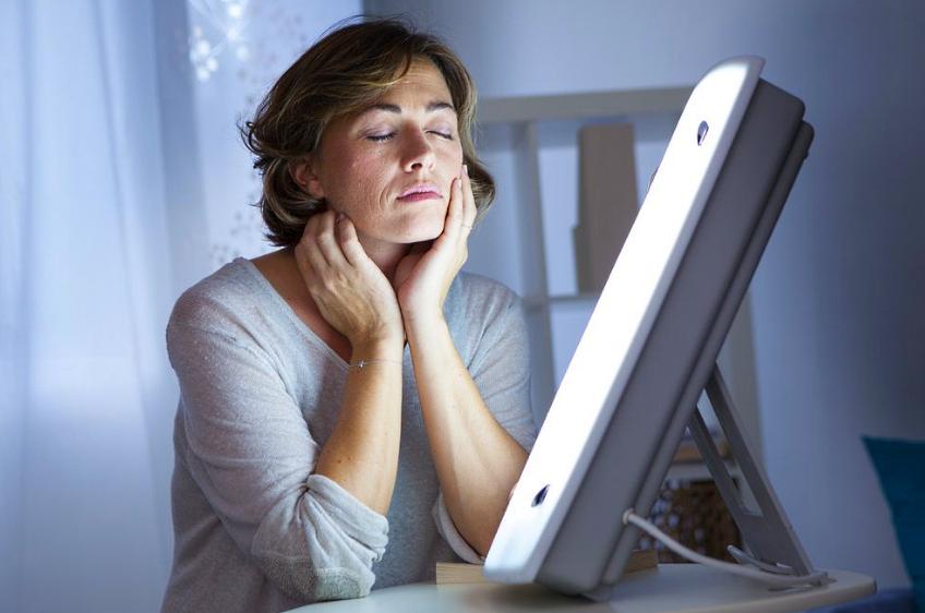 Сезонная депрессия светотерапия, фототерапия