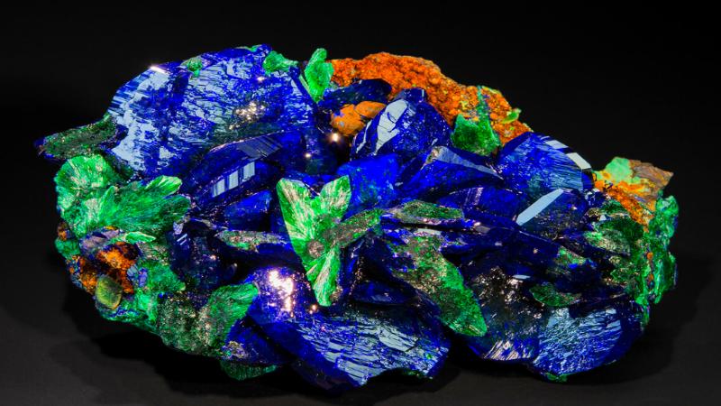 Азурит магические свойства камня
